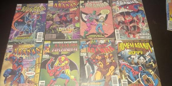 Lote De Revistas Em Quadrinhos