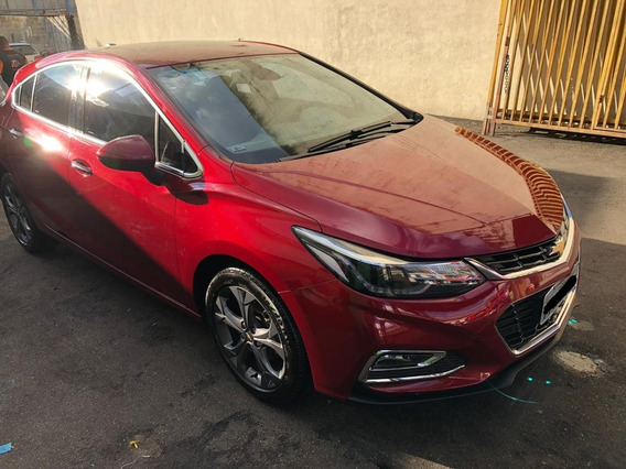 Cruze Hatch 1.4 Turbo 2017
