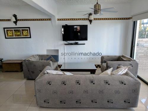 Apartamento En Venta Brava  2 Dormitorios-ref:2292