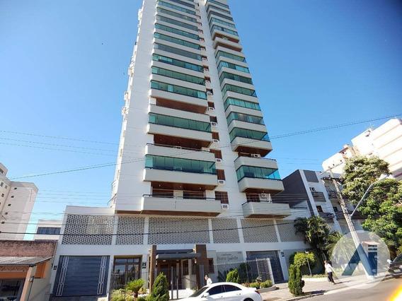 Apartamento Com 3 Dormitórios À Venda, 157 M² Por R$ 680.000 - Boa Vista - Novo Hamburgo/rs - Ap2354