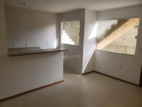 Apartamento Com 1 Quarto, 39 M² Por R$ 130.000 - Araçatiba - Maricá/rj - Ap46679