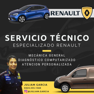 Taller Mecánico Especializado Renault