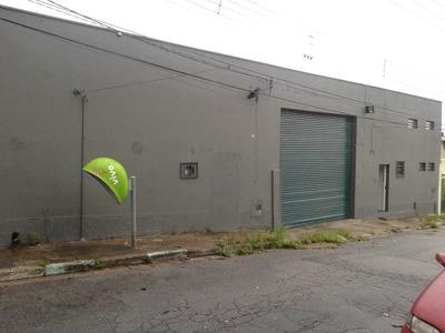 Galpão Rod. Raposo Tavares Km15 Com 600m²