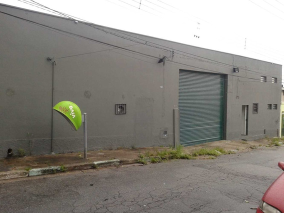 Galpão Próximo Ao Km15 Da Rod. Raposo Tavares Com 600m²