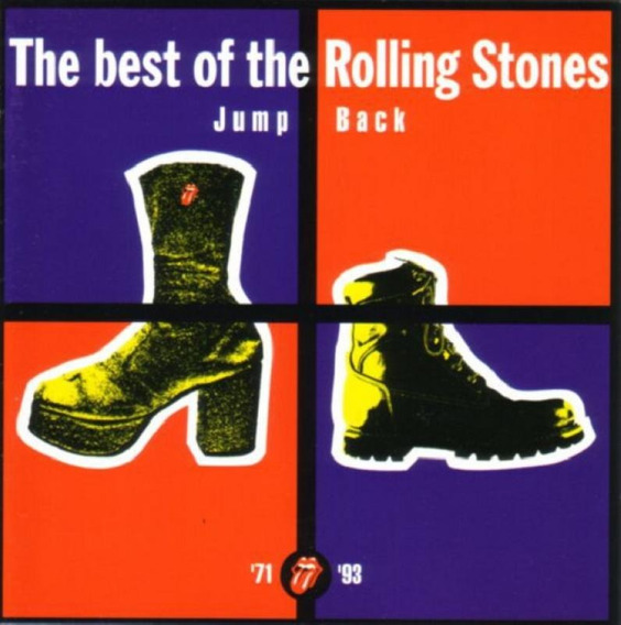 Jump Back: The Best Of The Rolling Stones - Cd Rock