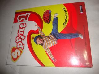 Libro De Ingles Sprint 1 Con Cd Nuevo