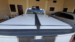 Leer Tapa/cover De Aluminio Para Camióneta