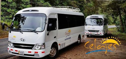 Imagen 1 de 10 de Microbuses Para Viajes