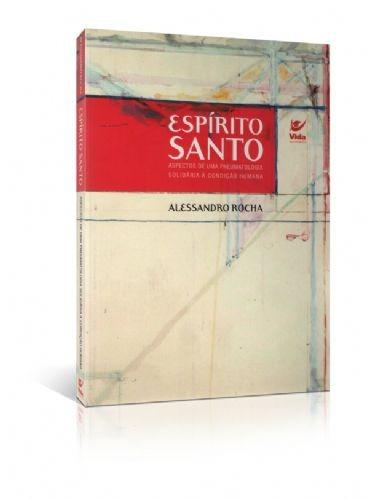 Livro Alessandro Rocha - Espírito Santo