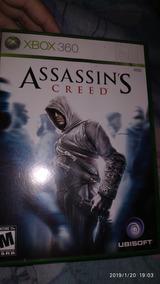 Jogo Assassins Creed I - Xbox 360! Mídia Física, Original!!!