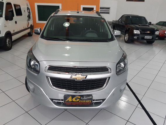 Gm Chevrolet Spin Lt 1.8 Flex Mec Completa 70000 Km