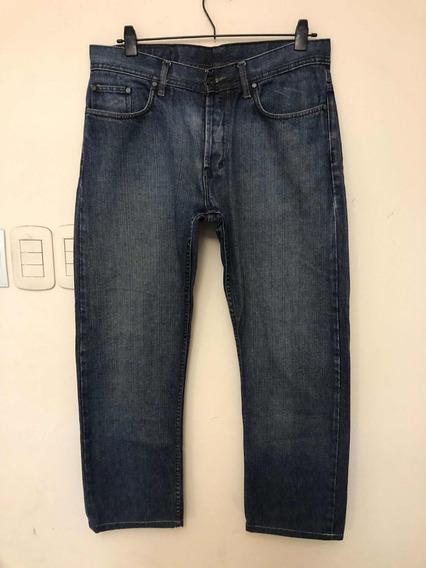 Pantalón Jean Bowen Black Talle 34