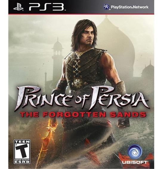 Prince Of Persia: The Forgotten Sands - Ps3 Lacrado