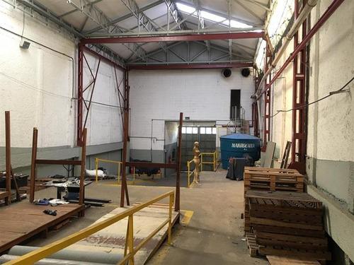 Galpão Industrial Com 1.950 M² De Área Construída. - 14044