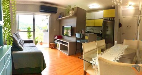 Apartamento Residencial À Venda, Cidade Universitária Pedra Branca, Palhoça - . - Ap0249