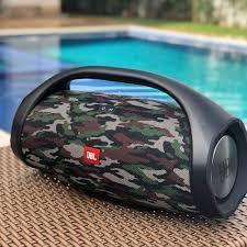 Caixa De Som Jbl Boombox Bluetooth Original