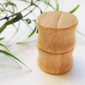 Alargador De Bambu
