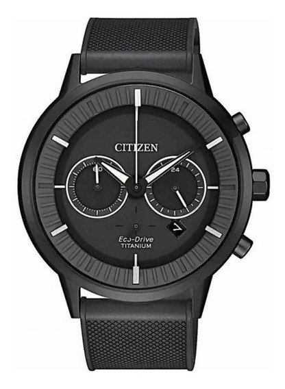 Relógio Citizen Masculino Titanium Eco Drive Tz31221d