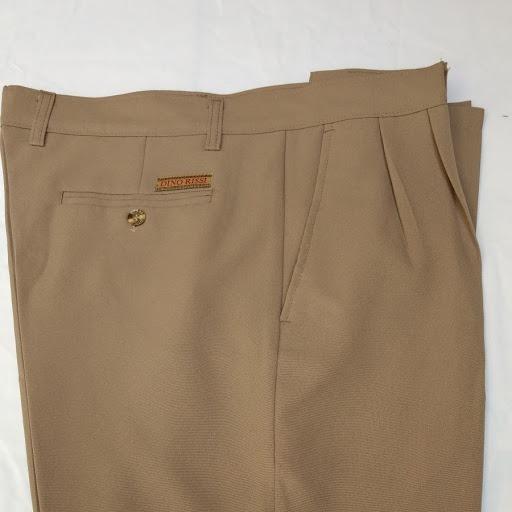 Outlet Excedente Stock.pantalones Pinzados.dino Rissi Fábric