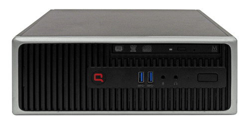 Computador Desktop Compaq Cq-14 Core I5 4/500 Gb Windows 10