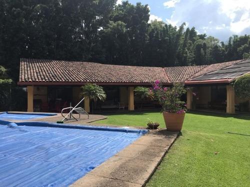 Casa Sola En Santo Domingo, Tepoztlán, Morelos Ims-18-cs