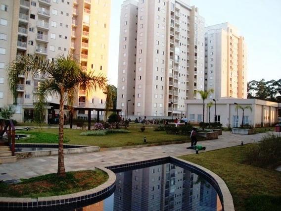Apartamento Reserva Dos Lagos, 61m², 02 Dorms., 01 Vaga