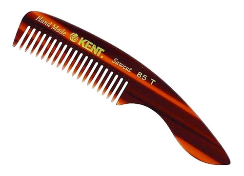 Kent Brushes Peine De Barba Y Bigote 99mm- Fino- Edicion Esp