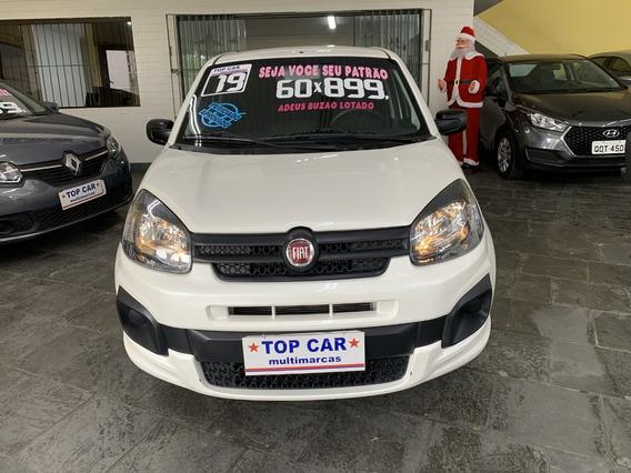 Fiat Uno Attractive 1.0 2019 (em Estado De Zero Km)