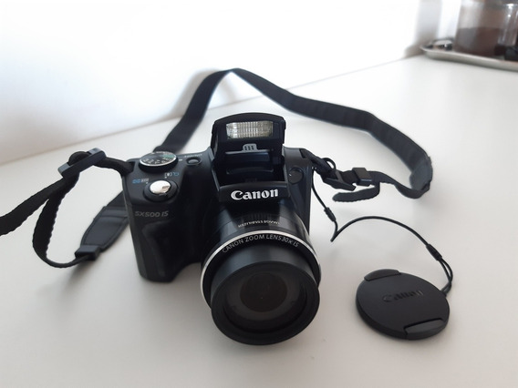 Câmera Fotográfica Canon Powershot Sx500 Is
