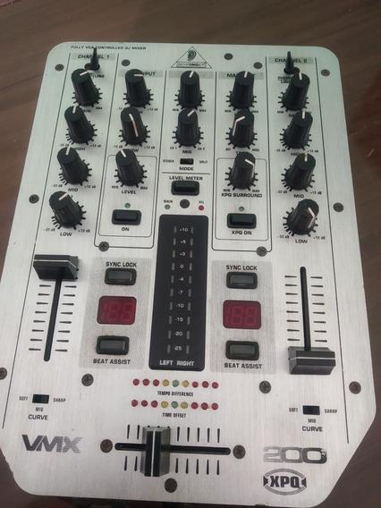 Mixer Behringer Vmx 200