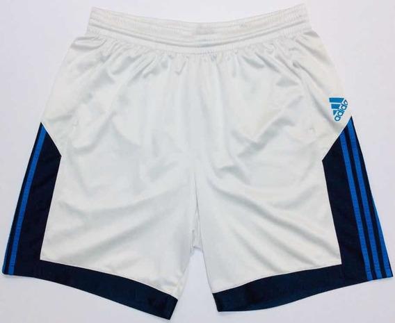 Short adidas Blanco Talle Xl Con Bolsillos
