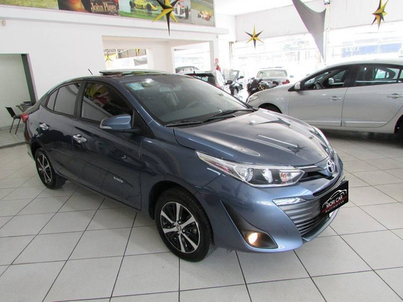 Oyota Yaris 1.5 16v Flex Sedan Xls Multidrive 2019