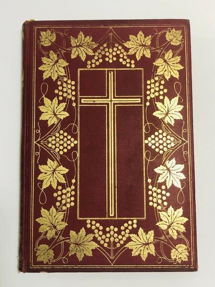Livro A Bíblia Sagrada Antigo E Novo Testamento Vol. 3