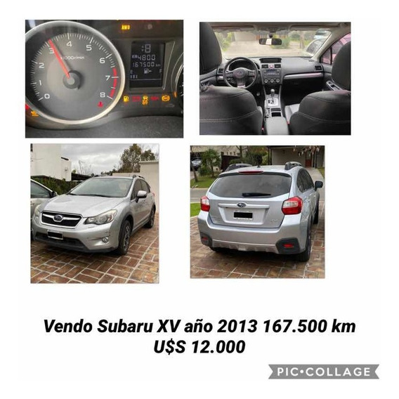 Subaru Xv 2013 2.0 R Awd At Limited