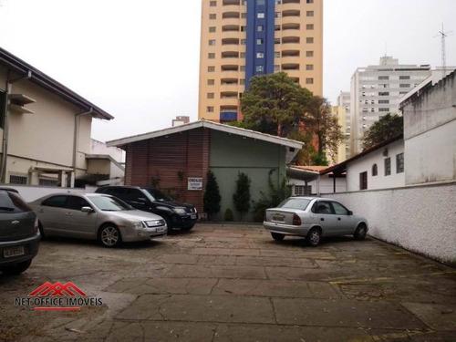 Ponto Para Alugar, 377 M² Por R$ 17.000,00/mês - Vila Adyana - São José Dos Campos/sp - Pt0084