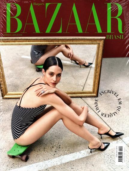 Harpers Bazaar Brasil Nº 085 - Branda Larigaudie