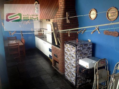 Imagem 1 de 30 de Casa Sobrado Em Cidade Satelite Santa Barbara - São Paulo - 4224
