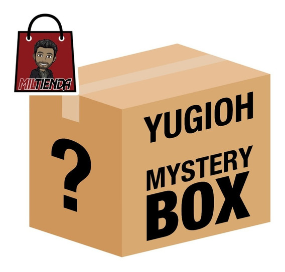 Yugioh Mystery Box Cartas Core Lote Playmat Y Más Miltienda