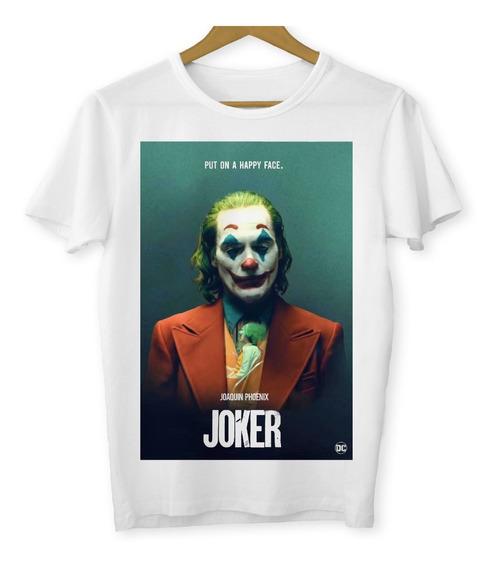Camiseta Coringa Joker Baby Look Camisa Feminina 2019