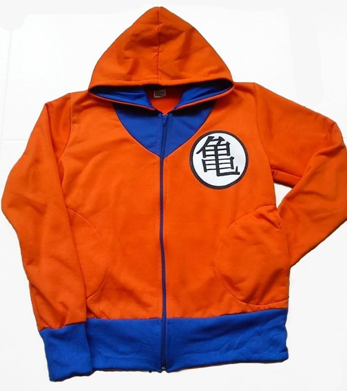 Sudadera Con Gorro: Dragon Ball, Goku