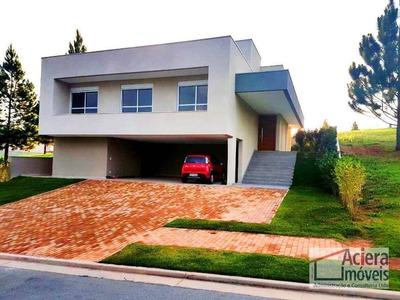 Alphaville Granja Viana Oportunidade!!! Casa Nova, Clean, Excelente Projeto, Com 3 Suítes E Área Gourmet! - Ca2074