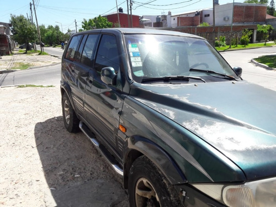 Ssangyong Musso 97