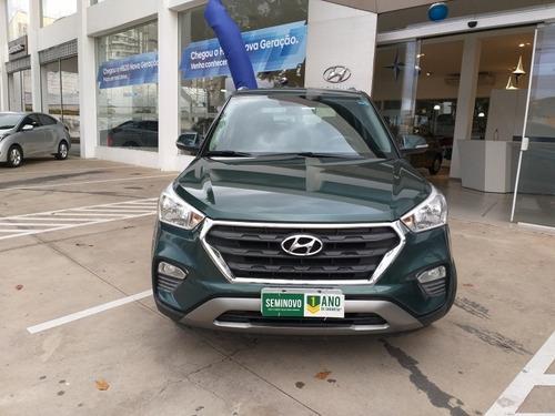 Hyundai Creta 1.6 16v Flex Pulse Automatico 2017/2017