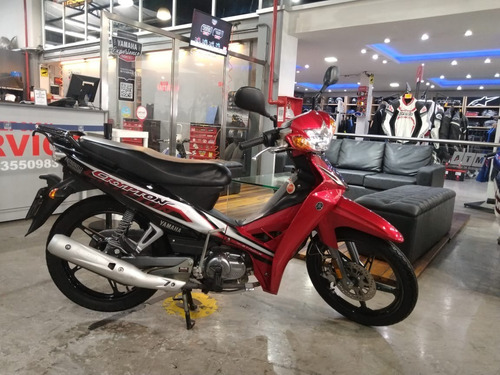 Yamaha New Crypton 110 2015 Inmaculada En Mg Bikes