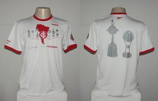 Camisa Internacional Reebok Comemorativa Libertadores 2006