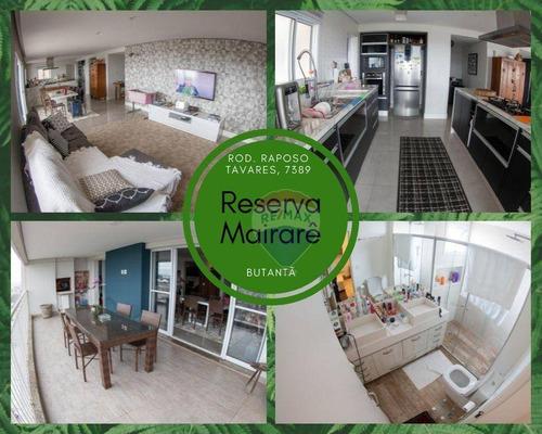 Apartamento Dos Sonhos - Reserva Mairarê - Ap0809