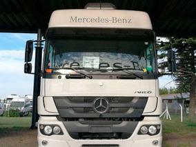 Camión Mercedes Benz Atego 1726/42 C/ Flete Y Formulario