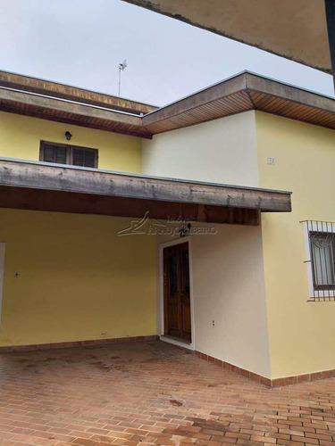 Imagem 1 de 11 de Ótimo Sobrado Com 4 Dormitórios No Village Das Flores, Caçapava - V60112