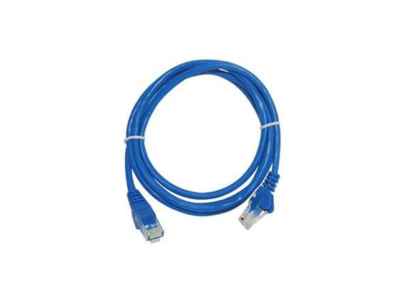 Patch Cord Seccon Cat6 2.5mt Azul Cy.pc2.5m-6-26-bl