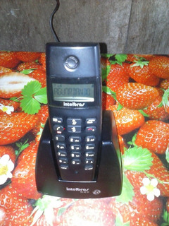 Telefone Sem Fio Intelbras Com Indentificado De Chamada